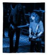 Outlaws #20 Crop 3 Blue Fleece Blanket