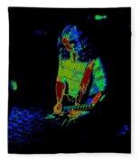 Outlaws #22 Art Psychedelic Fleece Blanket