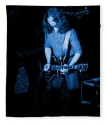 Outlaws #23 Blue Fleece Blanket