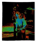Outlaws #27 Art Psychedelic Fleece Blanket