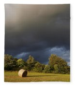 Overcast - Before Rain Fleece Blanket