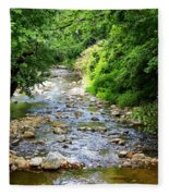 Owens Creek Fleece Blanket