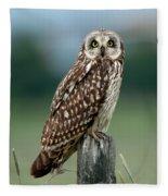 Owl See You Fleece Blanket