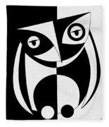 Own Abstract  Fleece Blanket