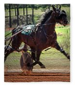 Pacer Fleece Blanket