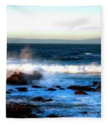 Pacific Grove Surf 19894 Fleece Blanket