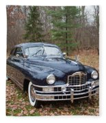 Packard 2 Fleece Blanket