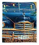 Packard II Fleece Blanket