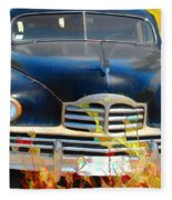 Packard IIi Fleece Blanket
