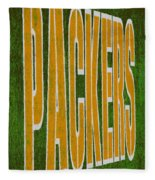 Packers Fleece Blanket