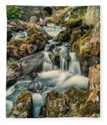 Packhorse Waterfall Fleece Blanket