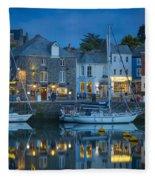 Padstow Twilight Fleece Blanket