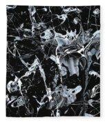 Paint #55 Fleece Blanket