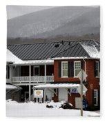 Paint Bank General Store Fleece Blanket