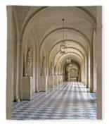 Palace Corridor Fleece Blanket