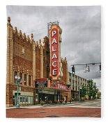 Palace Theater Fleece Blanket
