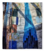 Palau Guell Fleece Blanket
