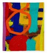 Palimpsest X Fleece Blanket