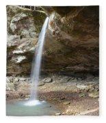 Pam's Grotto Fleece Blanket