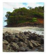 Panama Island Fleece Blanket