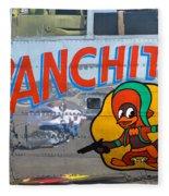 Panchito Fleece Blanket