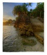 Panglao Island Nature Resort 2.0 Fleece Blanket