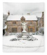 Pantasaph Friary Fleece Blanket