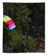 Parachute Fleece Blanket