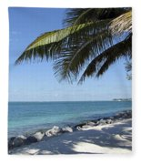 Paradise - Key West Florida Fleece Blanket