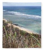 Paradise Overlook Fleece Blanket