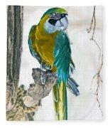 Paradise - Photopower 04 Fleece Blanket