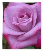 Paradise Rose Fleece Blanket
