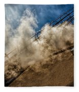 Park Alley Steam Fleece Blanket