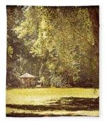 Park Shelter Filtered Fleece Blanket