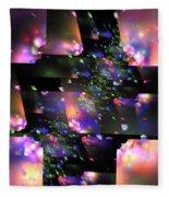 Particle Accelerator Fleece Blanket