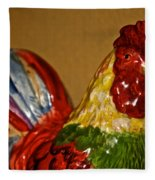 Party Chicken Fleece Blanket