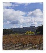 Paso Robles Autumn Fleece Blanket