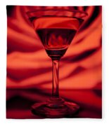 Passion Martini Fleece Blanket