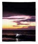 Pastel Flash Fleece Blanket