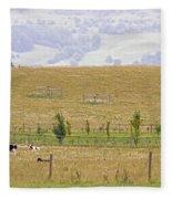 Pastoral Fleece Blanket