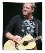 Pat Green  Fleece Blanket