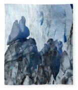 Patagonia Glaciar Perito Moreno 3 Fleece Blanket