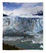 Patagonia Glaciar Perito Moreno 4 Fleece Blanket