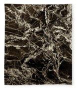 Patterns In Stone - 175 Fleece Blanket