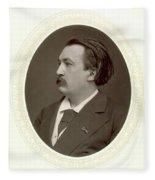 Paul Gustave Dor� (1833-1883) Fleece Blanket
