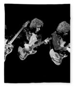Paul Harwood Is Beside Himself Fleece Blanket