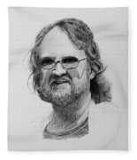 Paul Rebmann Fleece Blanket
