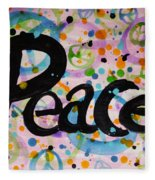 Peace Painting By Jacqueline Athmann