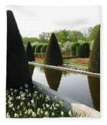 Peace Upon You. Keukenhof In Spring Fleece Blanket