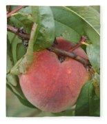 Peach For Harvest   # Fleece Blanket